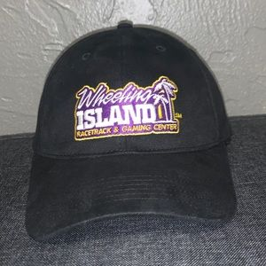 Wheeling Island Casino West Virginia Hat